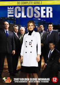 The Closer - Seizoen 2-DVD