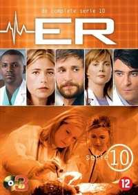 E.R. - Seizoen 10-DVD