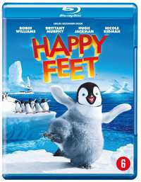 Happy Feet-Blu-Ray
