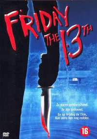 Friday The 13th-Part 1-DVD