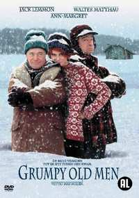Grumpy Old Men-DVD