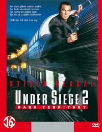 Under Siege 2- Dark Territory-DVD