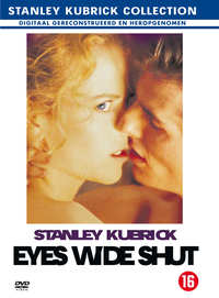 Eyes Wide Shut-DVD