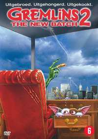 Gremlins 2 - The New Batch-DVD