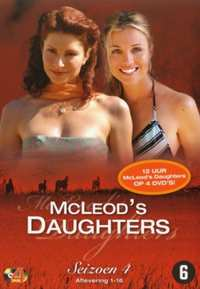 McLeod's Daughters - Seizoen 4 Deel 1-DVD