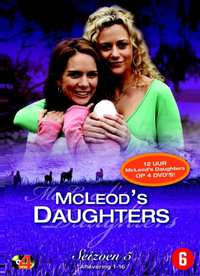 McLeod's Daughters - Seizoen 5 Deel 1-DVD