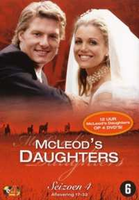 McLeod's Daughters - Seizoen 4 Deel 2-DVD