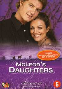 McLeod's Daughters - Seizoen 5 Deel 2-DVD