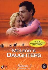 McLeod's Daughters - Seizoen 7 Deel 1-DVD
