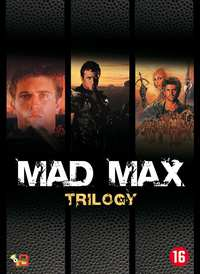 Mad Max Trilogy-DVD