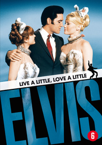 Live A Little Love A Little-DVD