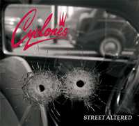 Street Altered-Cyclones-CD