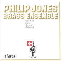Philip Jones Brass Ensemble In Switzerland-Philip Jones Brass Ensemble-CD