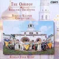 Rusian Folk Music-The Ossipov Bakakaika Orchestra-CD