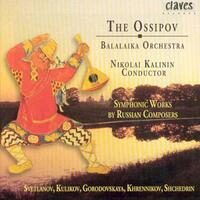 Symphonic Works By Russian Composers-The Ossipov Bakakaika Orchestra-CD