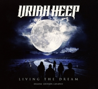 Living The Dream-Uriah Heep-CD