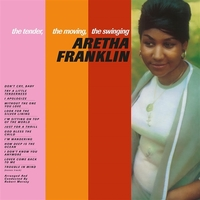 The Tender, The Moving, The Swinging...-Aretha Franklin-LP
