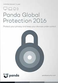 Panda Global Protection 2016 (Unlimited Devices)-PC CD-DVD