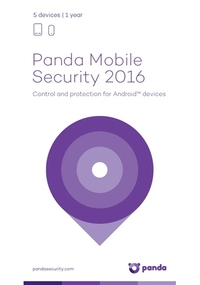 Panda Mobile Security 2017 (5 Users)-PC CD-DVD