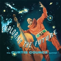 Exploring The Future-LTD--Curtis -Quintet- Counce-LP