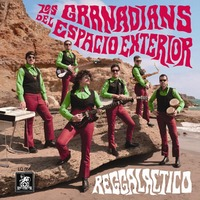 Reggalactico-Los Granadians-CD