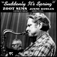 Suddenly It's Spring -HQ--Zoot Sims-LP