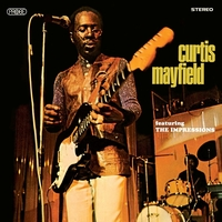 Curtis Mayfield FT The..-Curtis Mayfield-CD