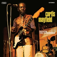 Curtis Mayfield Ft.. -HQ--Curtis Mayfield-LP