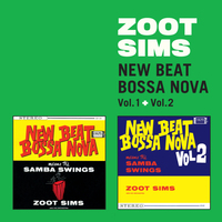 New Beat Vossa Nova 1&2-Zoot Sims-CD