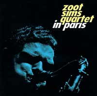 Quartet In Paris-Zoot Sims-CD
