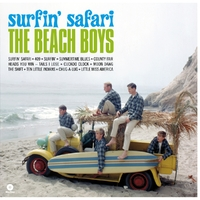 Surfin' Safari +.. -HQ--Beach Boys-LP
