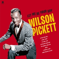 Let Me Be Your Boy The..-Wilson Pickett-LP