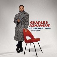 20 Greatest Hits ..-Charles Aznavour-LP