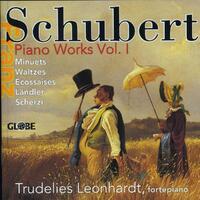 Piano Works Vol 1-Trudelies Leonhardt-CD