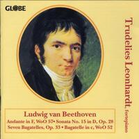 Piano Works-Trudelies Leonhardt-CD