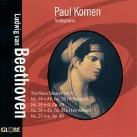 The Piano Sonatas Vol 4-Paul Komen-CD