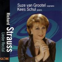 Lieder Recital-Kees Schul, Suze van Grootel-CD