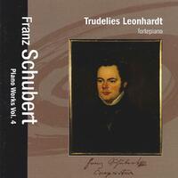 Piano Works Vol 4-Trudelies Leonhardt-CD
