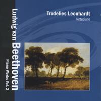 Piano Works Vol.2-Trudelies Leonhardt-CD