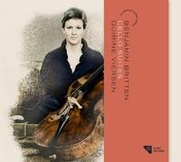 Cello Suites-Quirine Viersen-CD