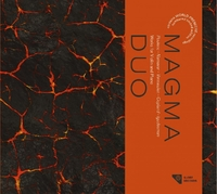 Works For Violin And Piano-Magma Duo-CD