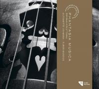 Phantasia Musica-Antoinette Lohmann-CD