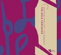 The Solo Fantasias-Rain Zipperling, Saskia Coolen, Shunske Sato-CD