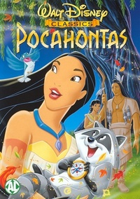 Pocahontas-DVD