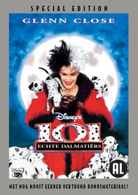 101 Echte Dalmatiërs-DVD