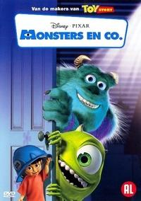 Monsters En Co.-DVD