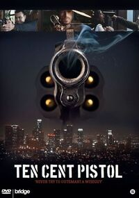 Ten Cent Pistol-DVD
