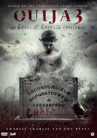 Ouija 3 - The Charlie Charlie Challenge-DVD