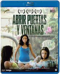 Abrir Puertas Y Ventanas-Blu-Ray