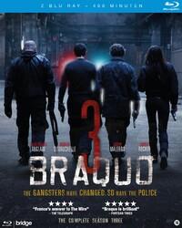 Braquo - Seizoen 3-Blu-Ray